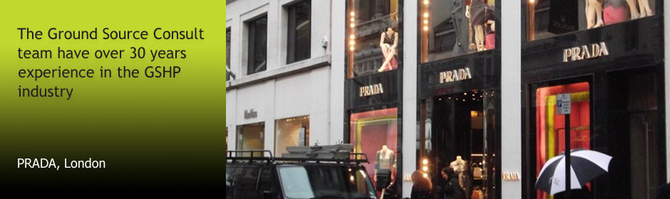 picture of front of Prada shop