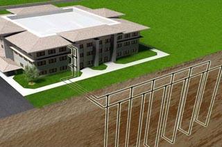 Building showing Closed loop